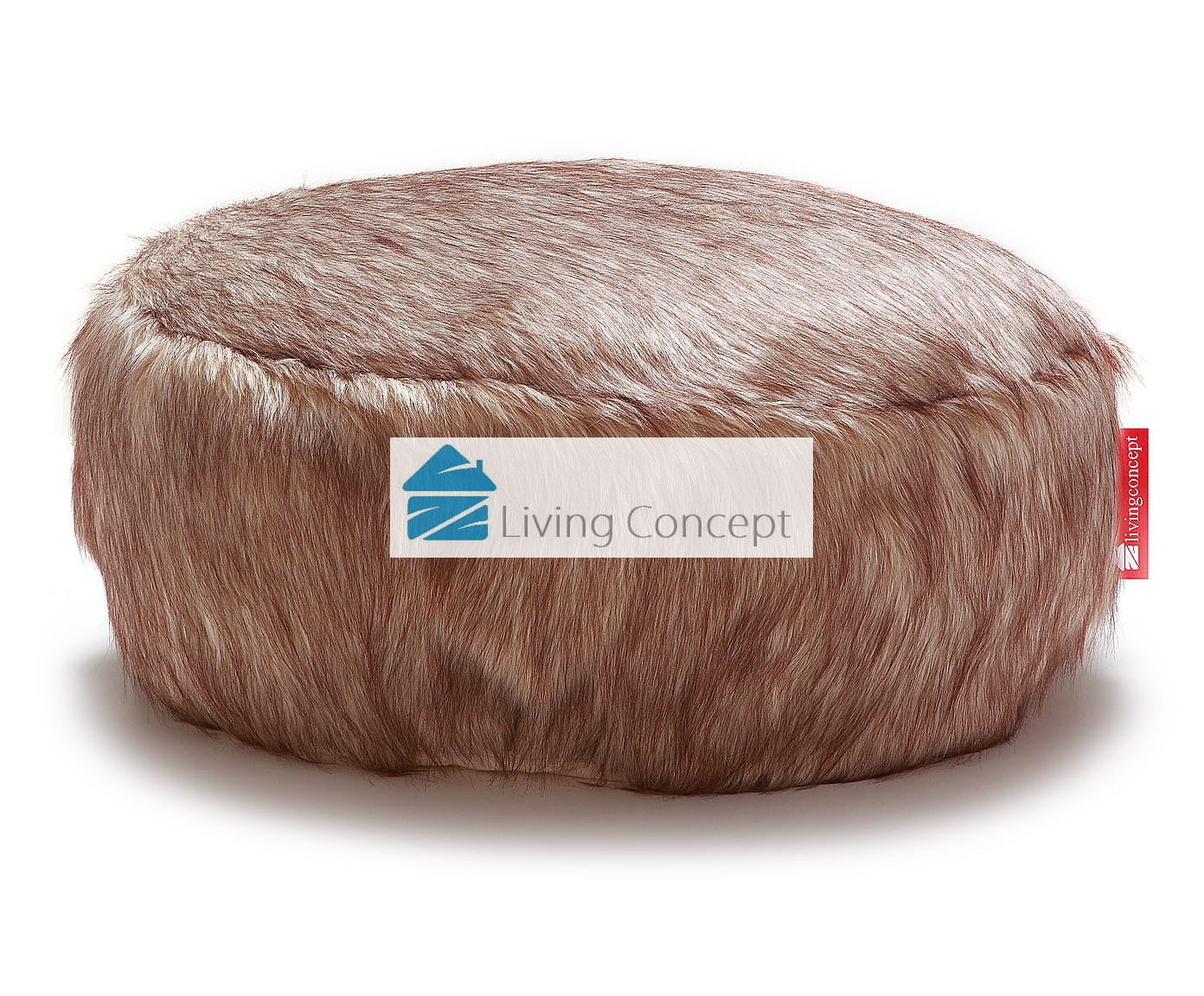 Tremendous Cloud Pouf O 80X30 Cm Tundra Wolf Bean Bag Squirreltailoven Fun Painted Chair Ideas Images Squirreltailovenorg