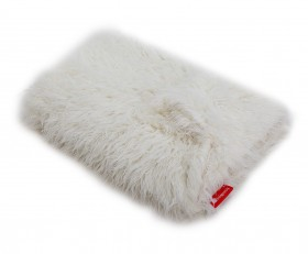 Bed cover Alpaca Cream 150cm x120 cm Fur Blanket